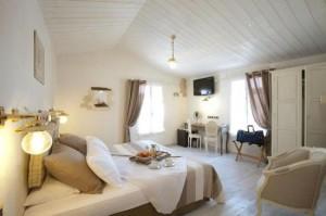 hôtel à l'île de Ré